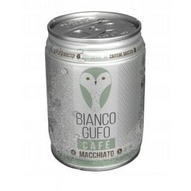 Kawa Bianco Gufo MACCHIATO puszka 240ml
