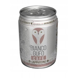 Kawa Bianco Gufo CAPPUCCINO puszka 240ml