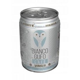 Kawa Bianco Gufo VANIGLIA puszka 240ml