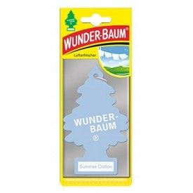 WUNDER-BAUM Zapach SUMMER COTTON bawełna choinka