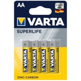 VARTA Superlife baterie R6 LR06 AA 4szt. bateria