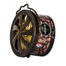 AROMA CAR Organic BLACK COFFEE zapach samochodowy