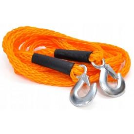Lina holownicza 2 TONY 4M sznur linka pleciona pas do holowania