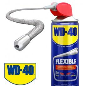 WD-40 WD40 FLEXIBLE 400ml Odrdzewiacz Aplikator wielofunkcyjny z GIĘTKĄ RURKĄ - Nowość!