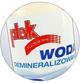 PLAK PRACTICAL LINE Woda demineralizowana 1l ATAS