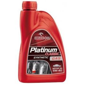 ORLEN PLATINUM CLASSIC GAS gaz 5w40 1L olej