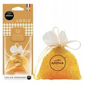 AROMA PRESTIGE BAG pachnący woreczek zapach GOLD