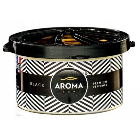 Aroma Car Prestige ORGANIC BLACK Luksusowy zapach