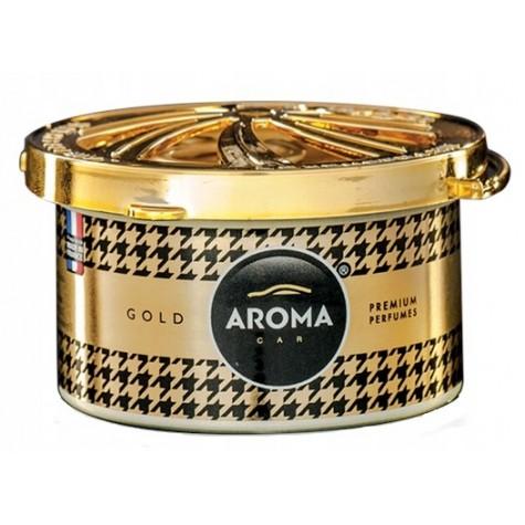 Aroma Car Prestige ORGANIC GOLD Luksusowy zapach