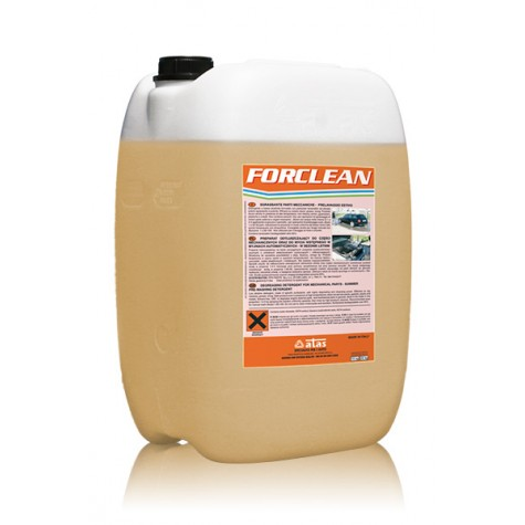 FORCLEAN Odtłuszczacz do części mechanicznych i mycia silnika 25kg