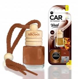 Aroma Car Wood FIRE zawieszka odświeżacz zapach