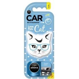 Aroma Car Cat - OCEAN CALM odświeżacz polimer