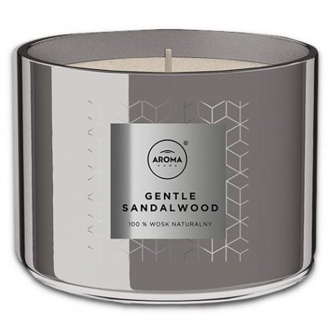 Arom Home Świeca naturalna Sandalwood Drzewo Sandałowe
