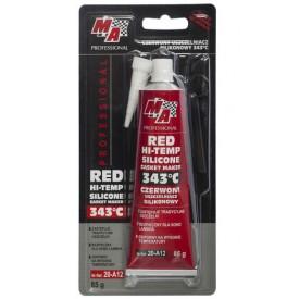 MA PRO Uszczelniacz silikonowy czerwony 85g 20-A12